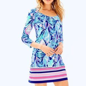 Lilly Pulitzer Beacon Dress Medium Twilight NWT
